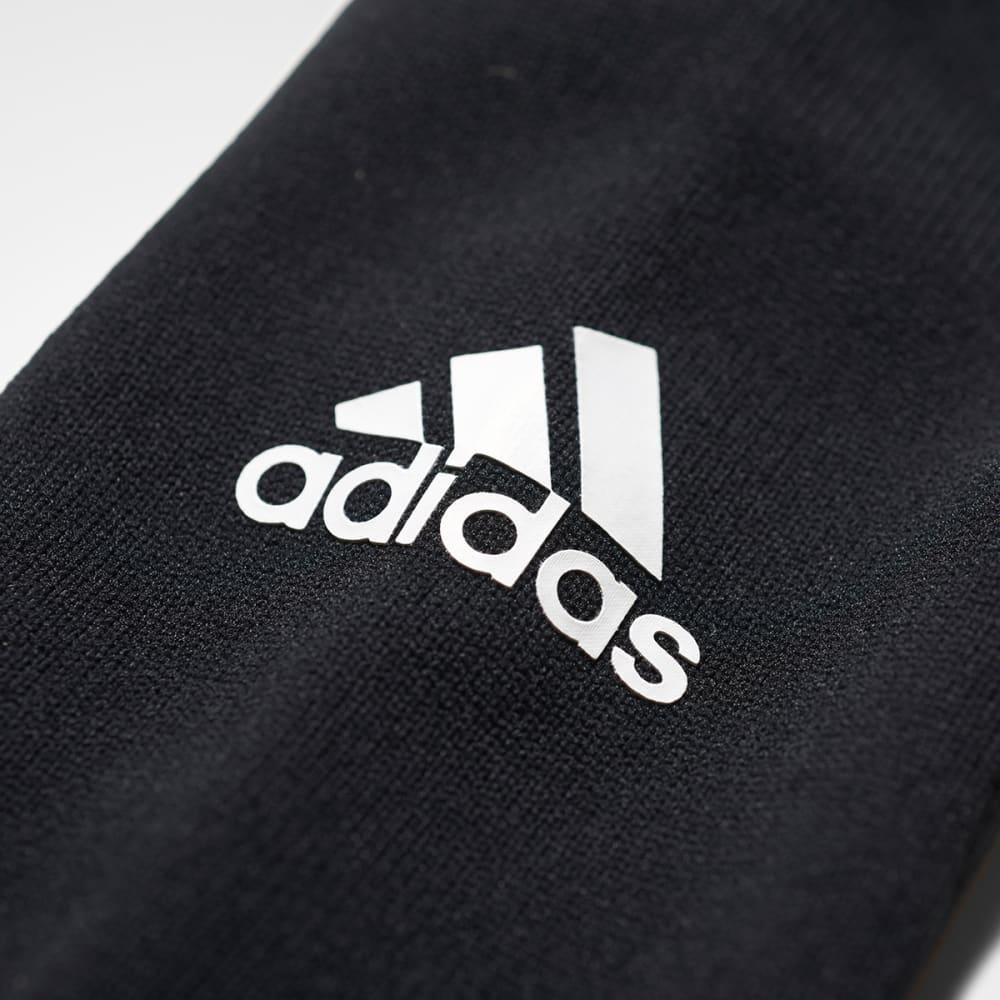 ADIDAS Youth Sock Shin Guard - BLACK/WHITE