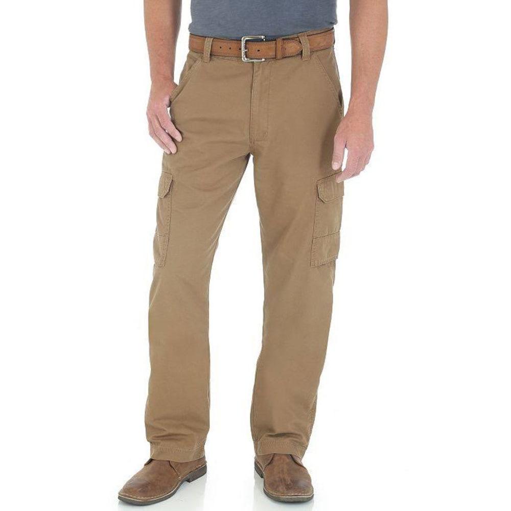 WRANGLER Men's Ripstop Cargo Pants - BRONZE MGW90BZ