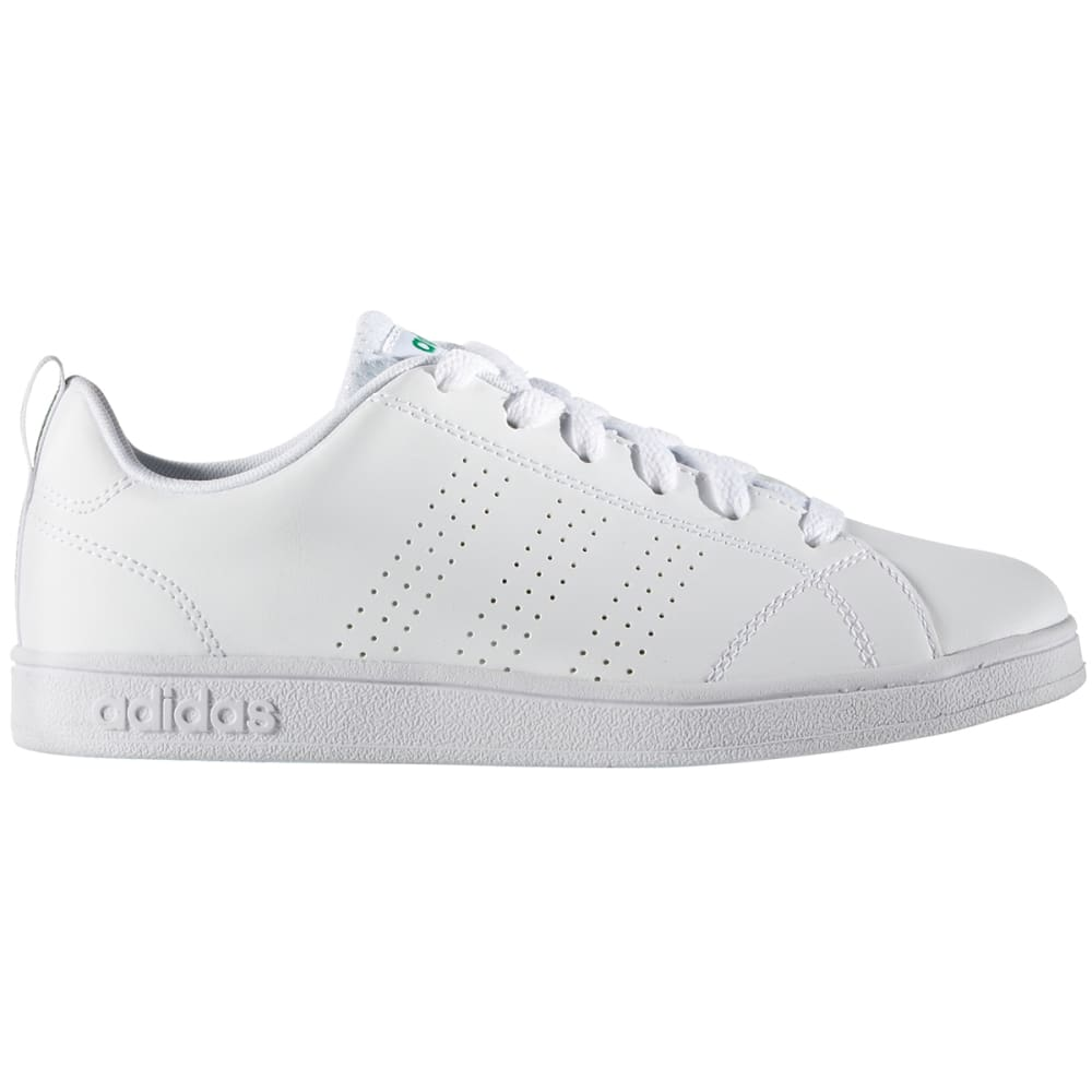 Adidas Boys Neo Vs Advantage Clean K Sneakers - White, 3.5