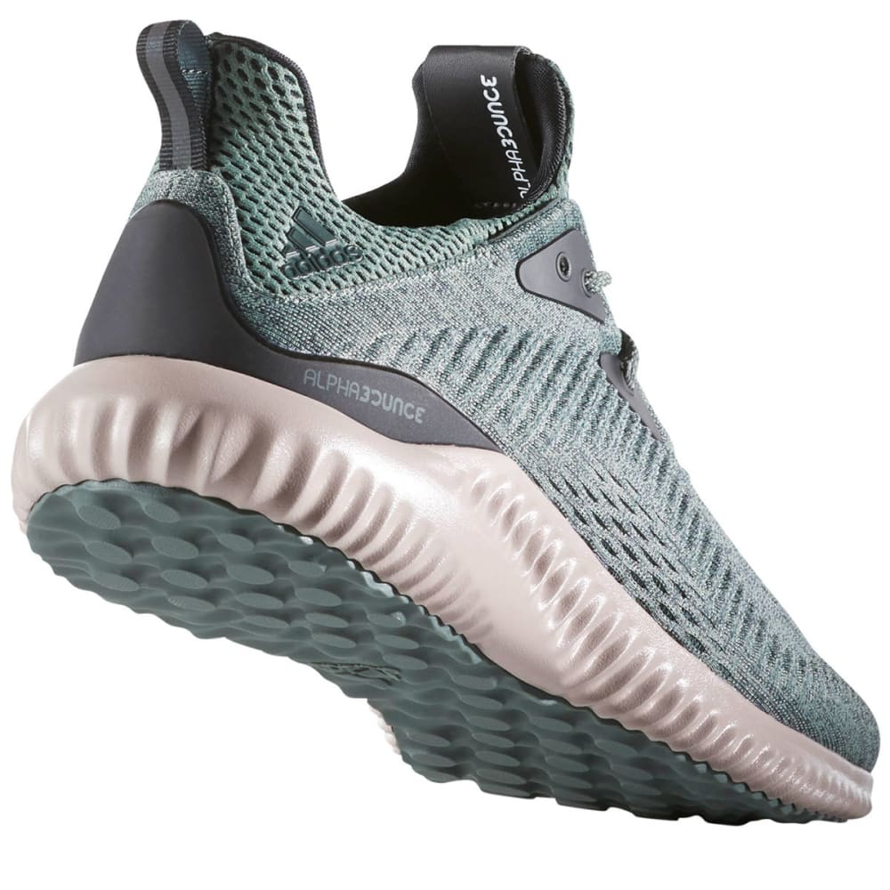 ADIDAS Men's AlphaBounce EM Shoes - UTLITIY GREEN