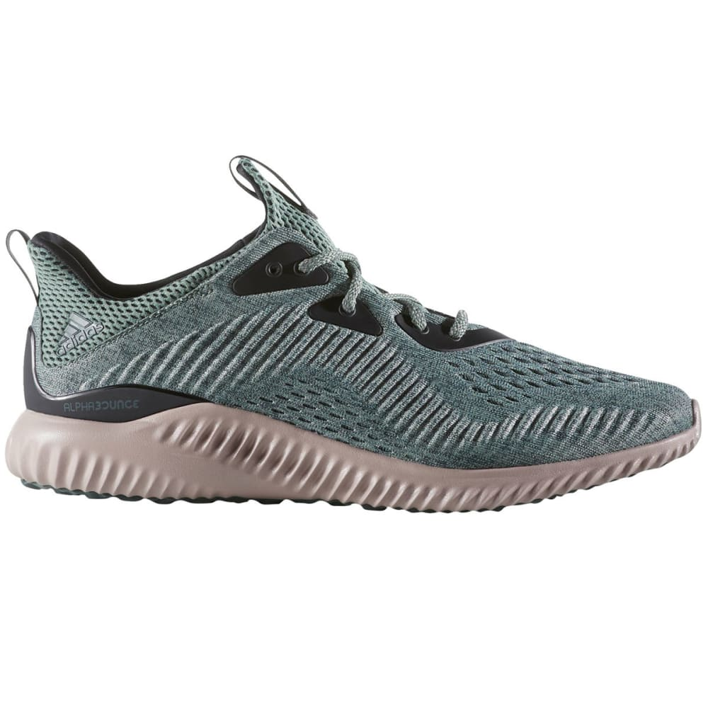 Adidas Men's Alphabounce Em Shoes - Green, 8
