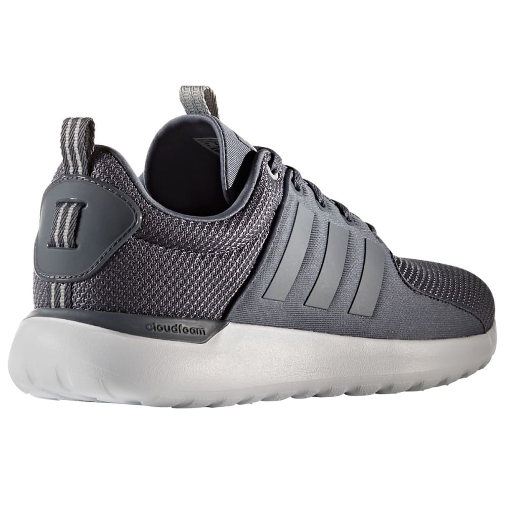 ADIDAS Men's Cloudfoam Lite Racer Shoes, Onix - GREY