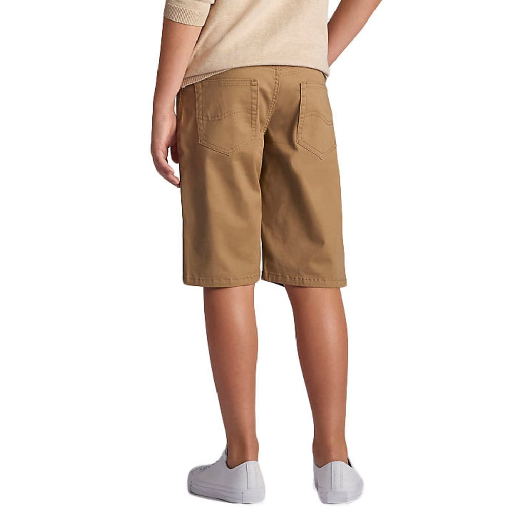 LEE Boys' Extreme Motion 5-Pocket Shorts - ORIGINAL KHAK-04