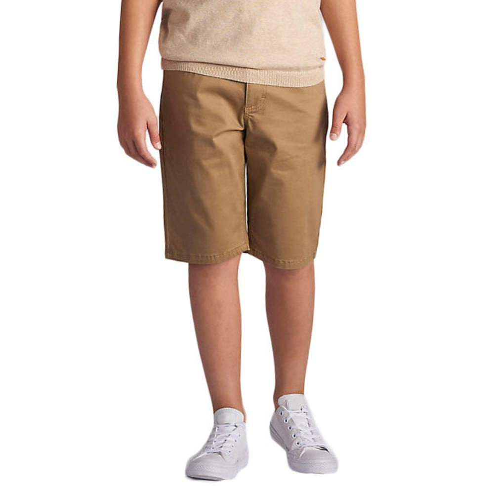 LEE Boys' Extreme Motion 5-Pocket Shorts - ORIGINAL KHAK-04
