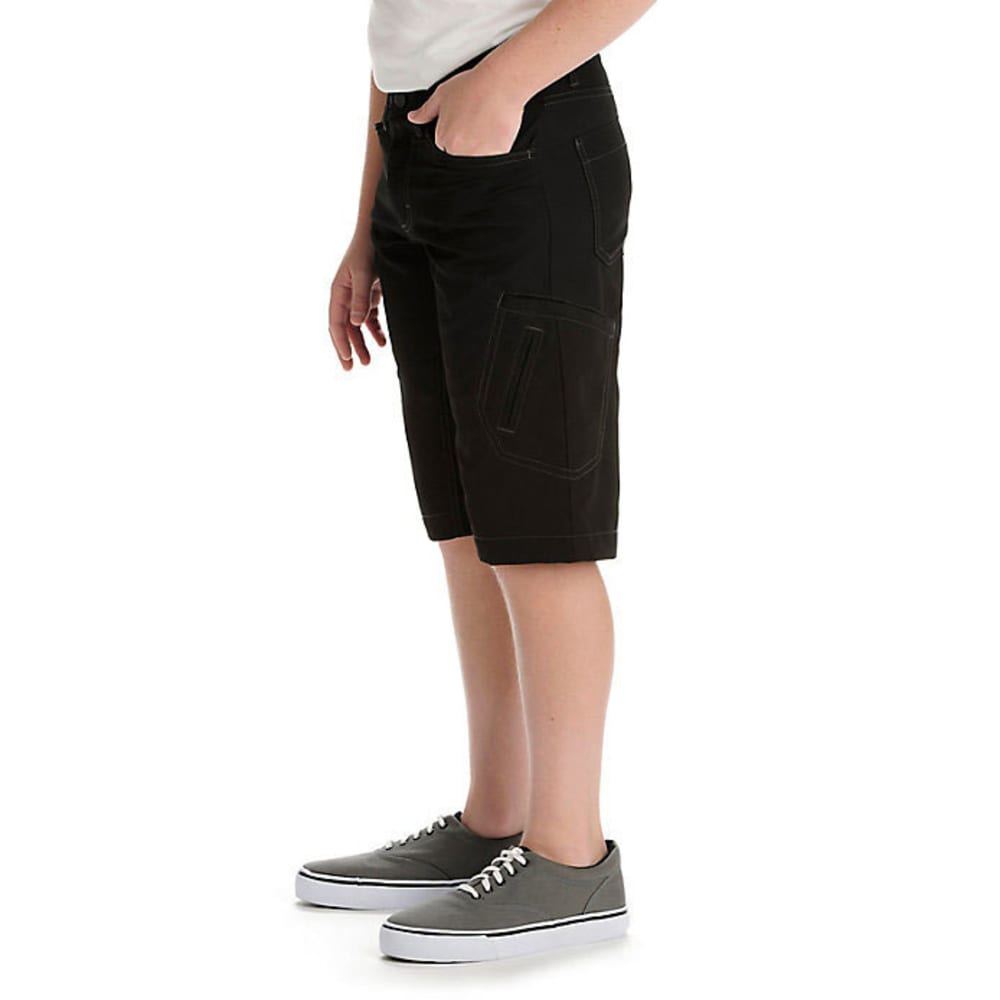 LEE Big Boys' Grafton Shorts - BLACK-09