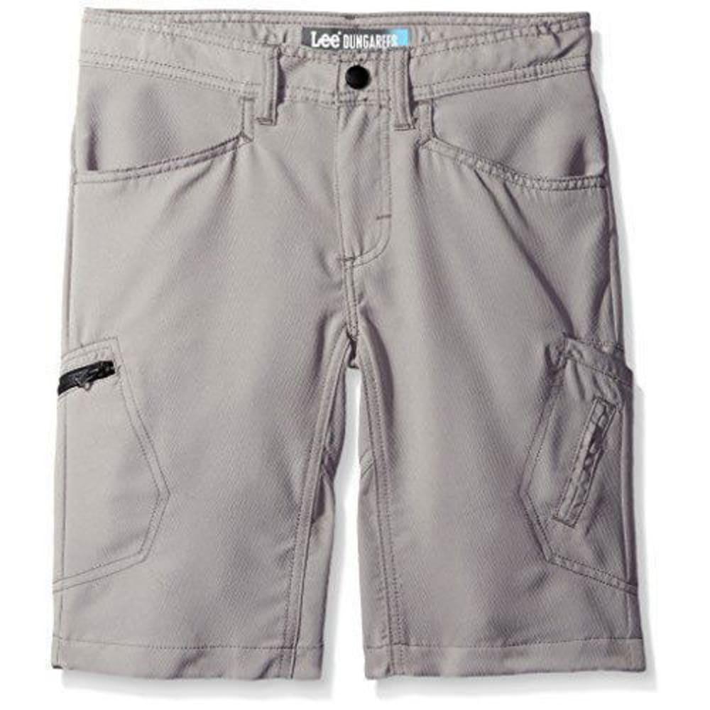 LEE Big Boys' Grafton Shorts - SILVER-10