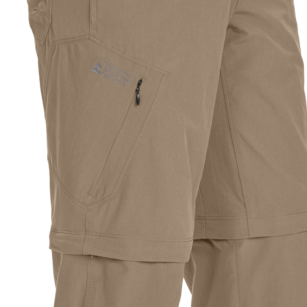 EMS® Men's True North Zip-Off Pants - CHINCHILLA