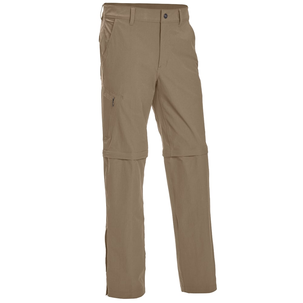 Ems(R) Men's True North Zip-Off Pants - Brown, 30/32