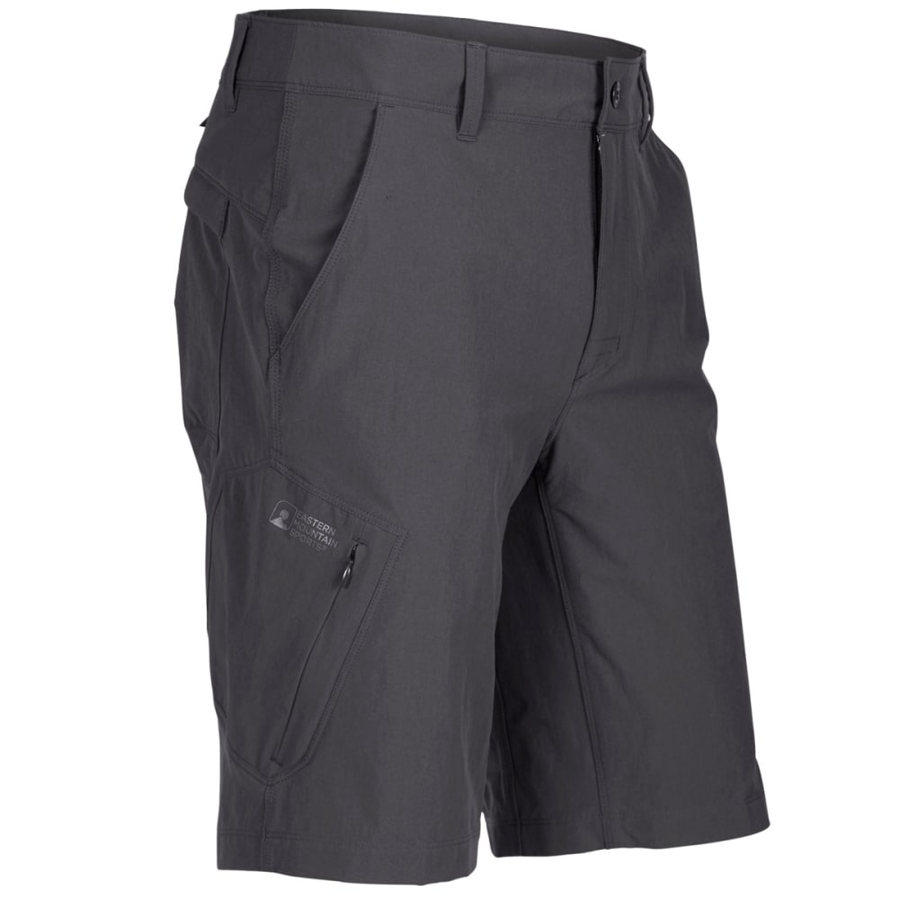 EMS Men's True North Shorts - FORGED IRON