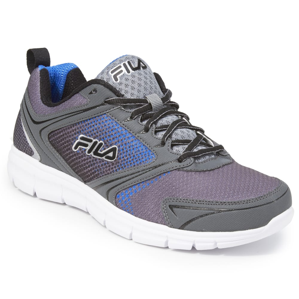 FILA Men's Windstar 2 Running Shoes - CASTLEROCK