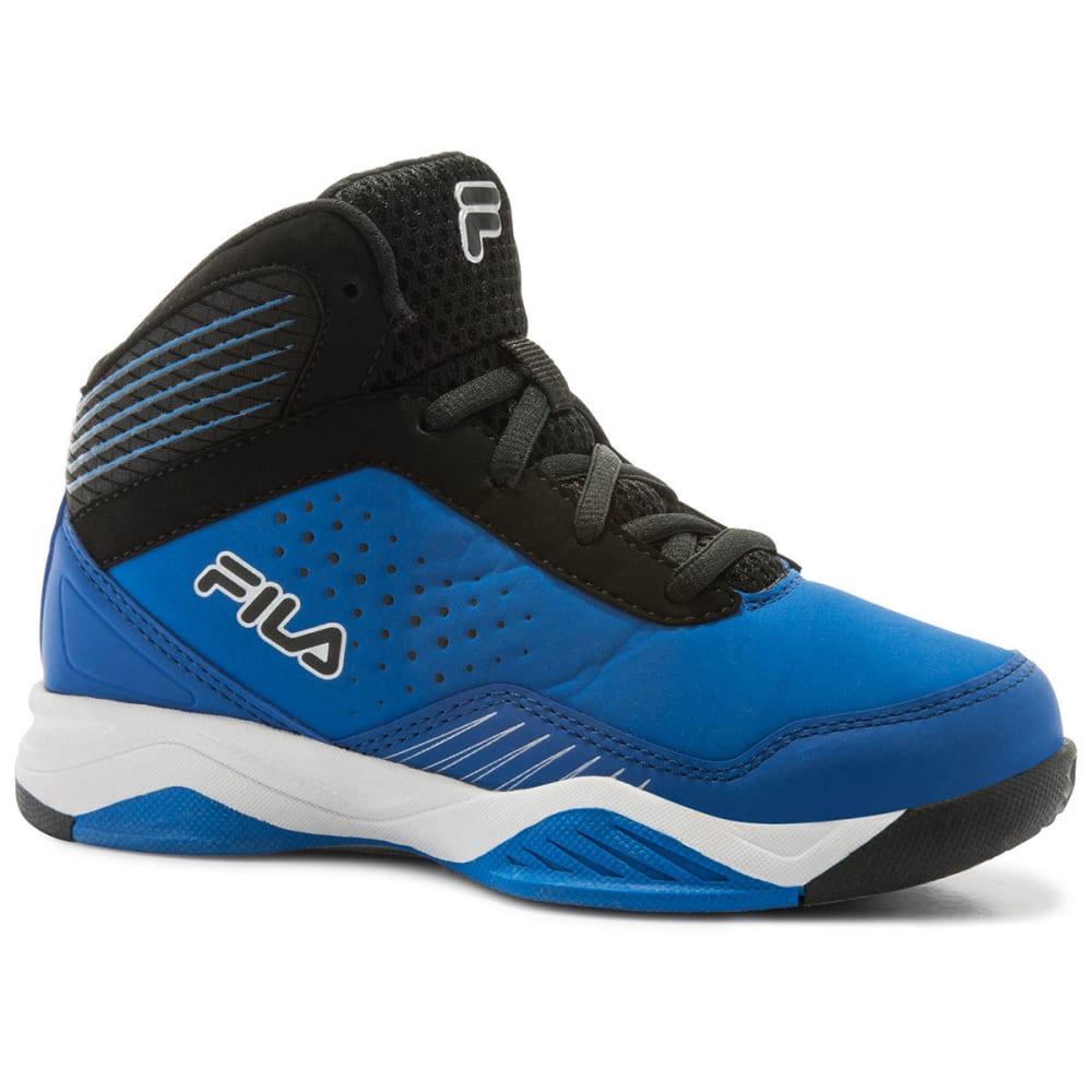 FILA Boys' Entrapment 2 Sneakers - BLUE/BLK/BLK