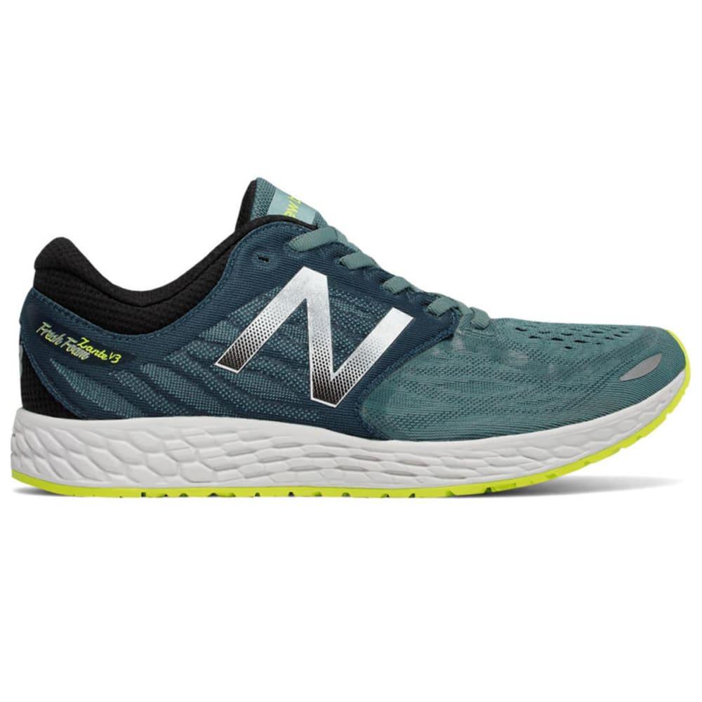 NEW BALANCE Men's Fresh Foam Zante v3 Running Shoes, Supercell - SUPERCELL