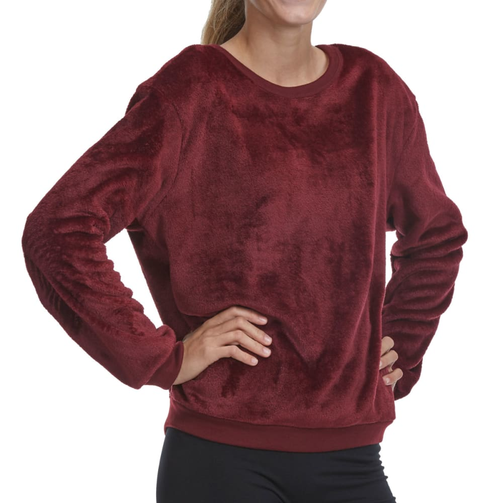 HYBRID Juniors' Wooby Pullover - CABARET/DTM