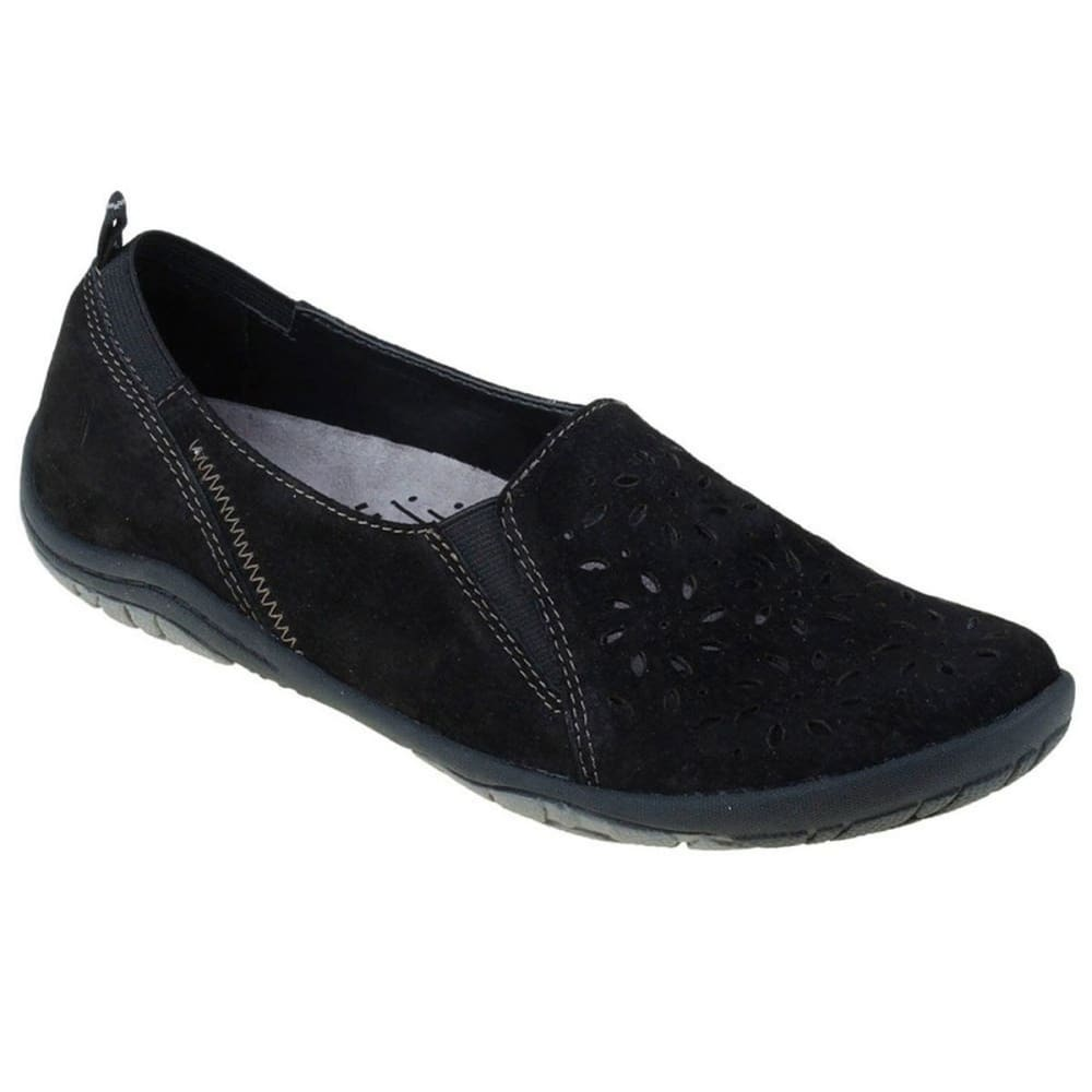 Earth Origins Women's Sugar Shoes - Black, 6