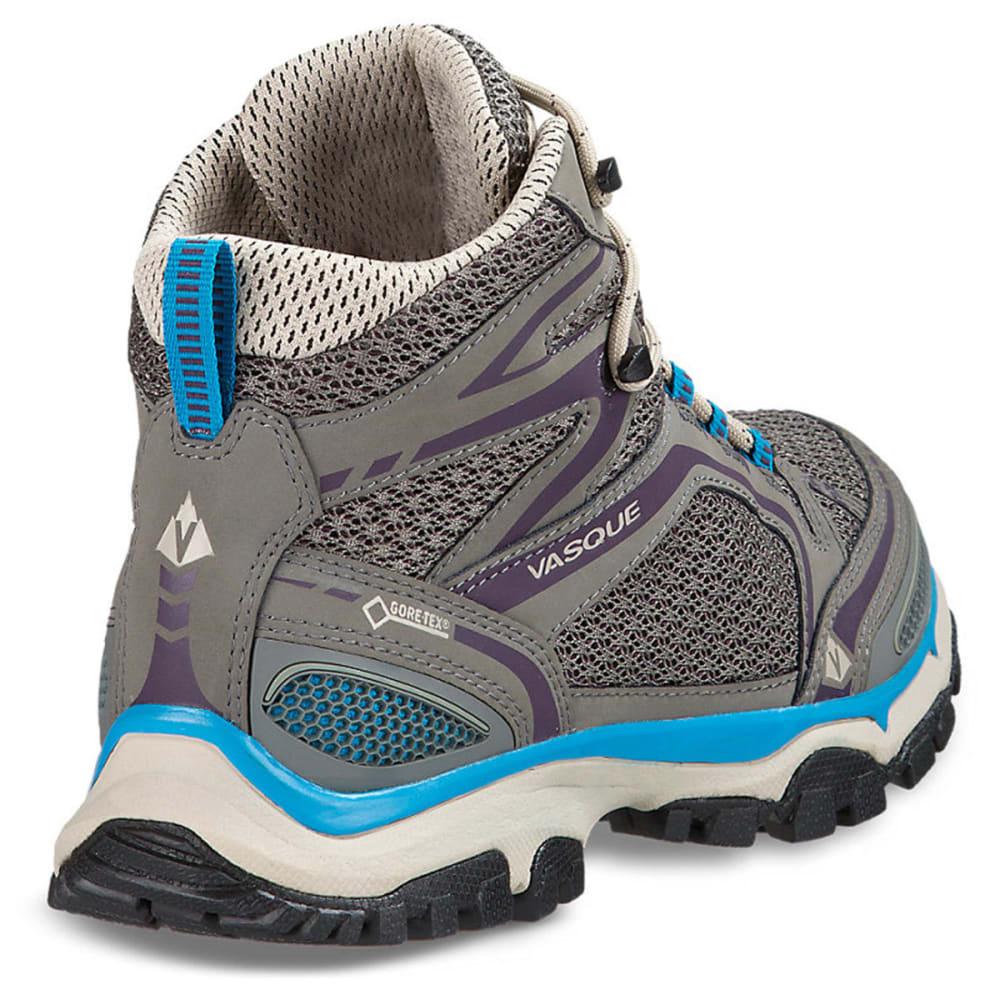 VASQUE Women's Inhaler II GTX Hiking Boots, Moon Mist/Plum - MOON MIST/PLUM