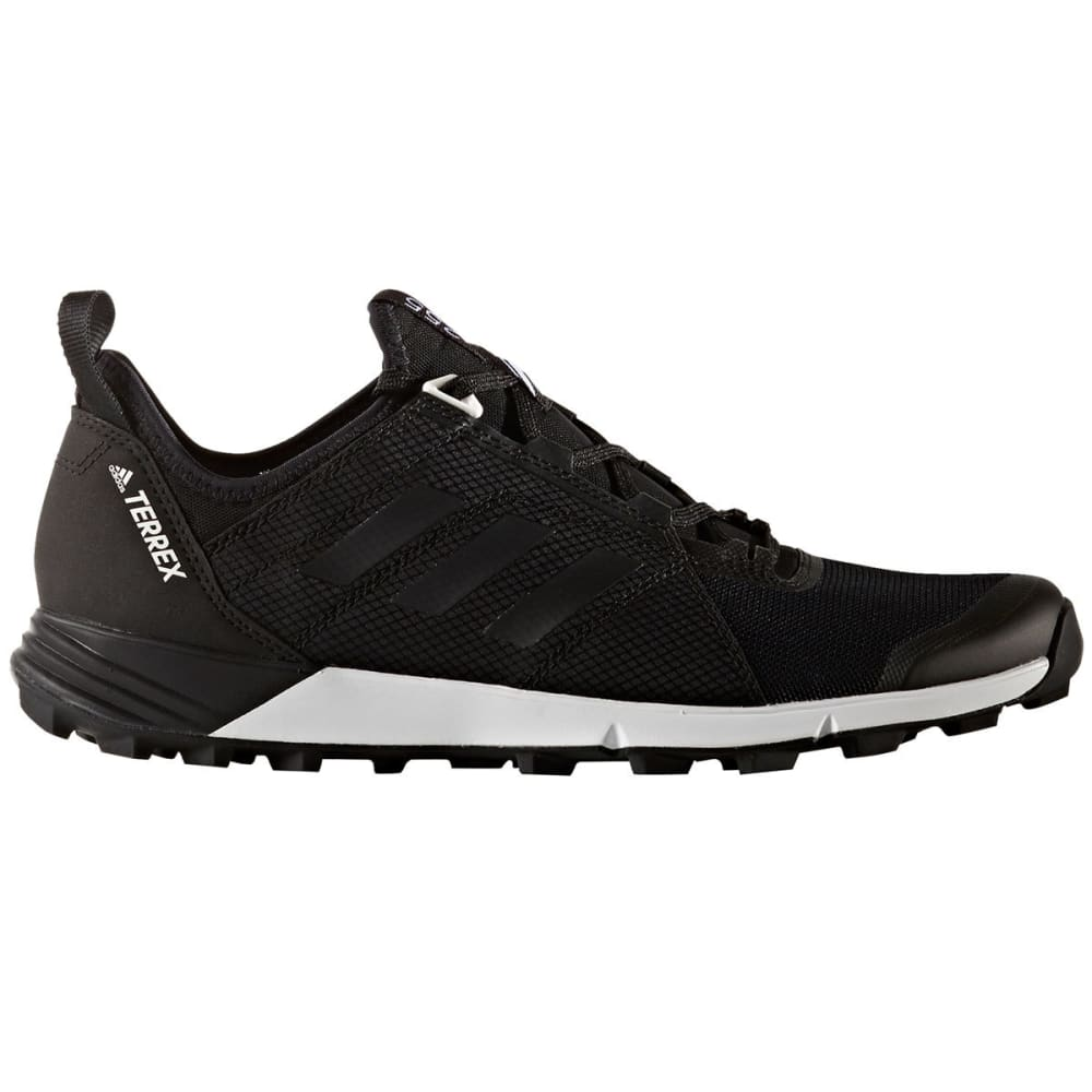 Adidas Men's Terrex Agravic Speed Trail Running Shoes, Black