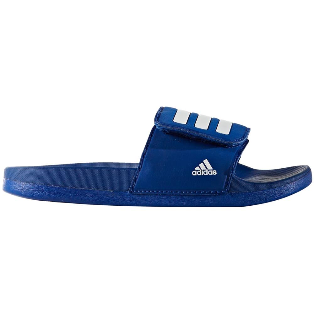 4894ac36c491 Clearance. ADIDAS Boys  39  Adilette Adjustable Slides - ROYAL BLUE