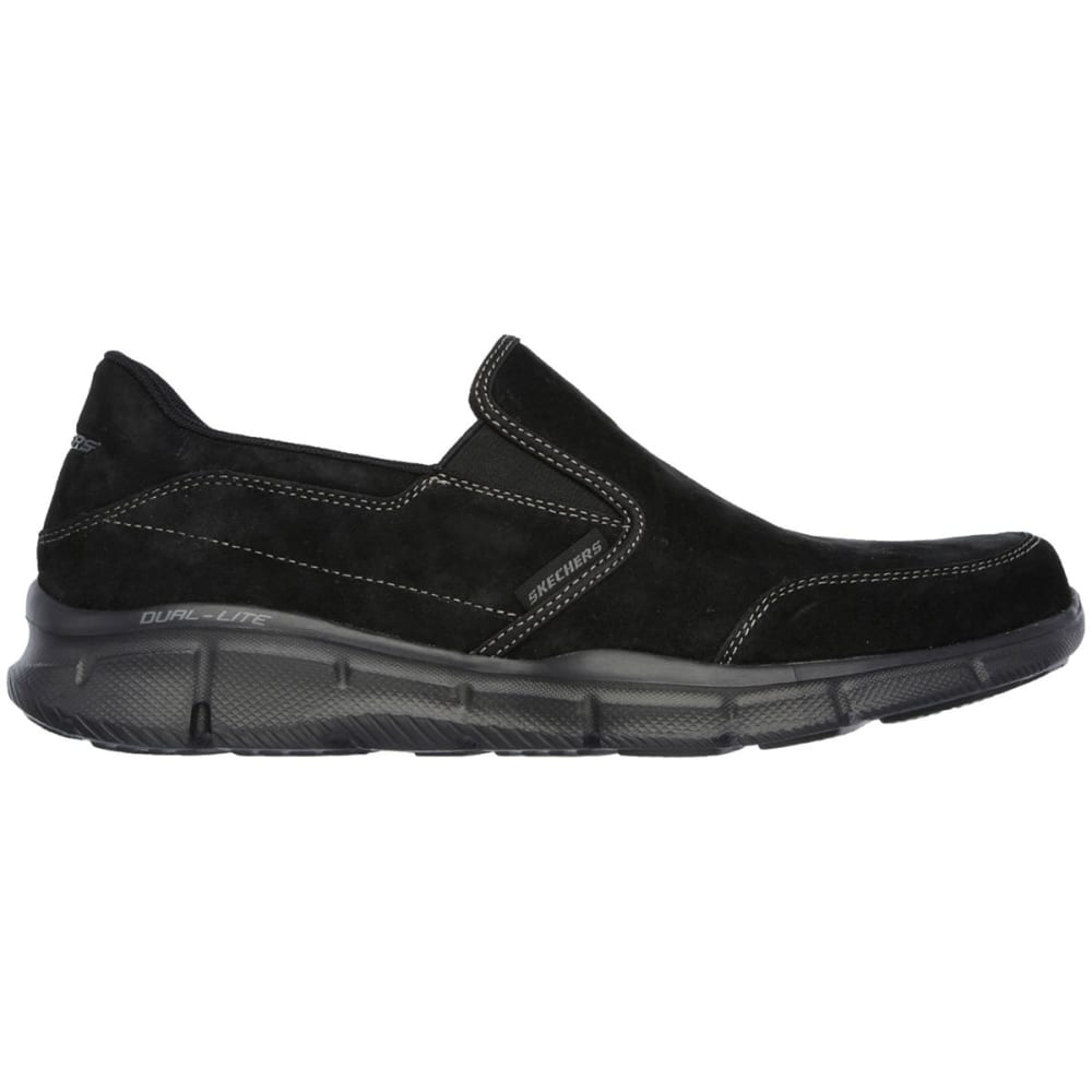 SKECHERS Men's Equalizer – Mind Game Shoes - BLACK