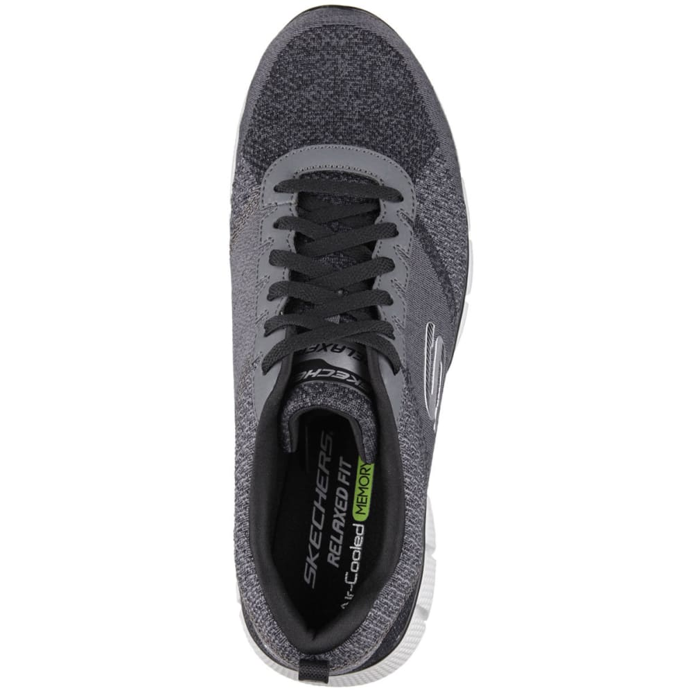 SKECHERS Men's Equalizer 2.0 - True Balance Training Shoes - BLACK