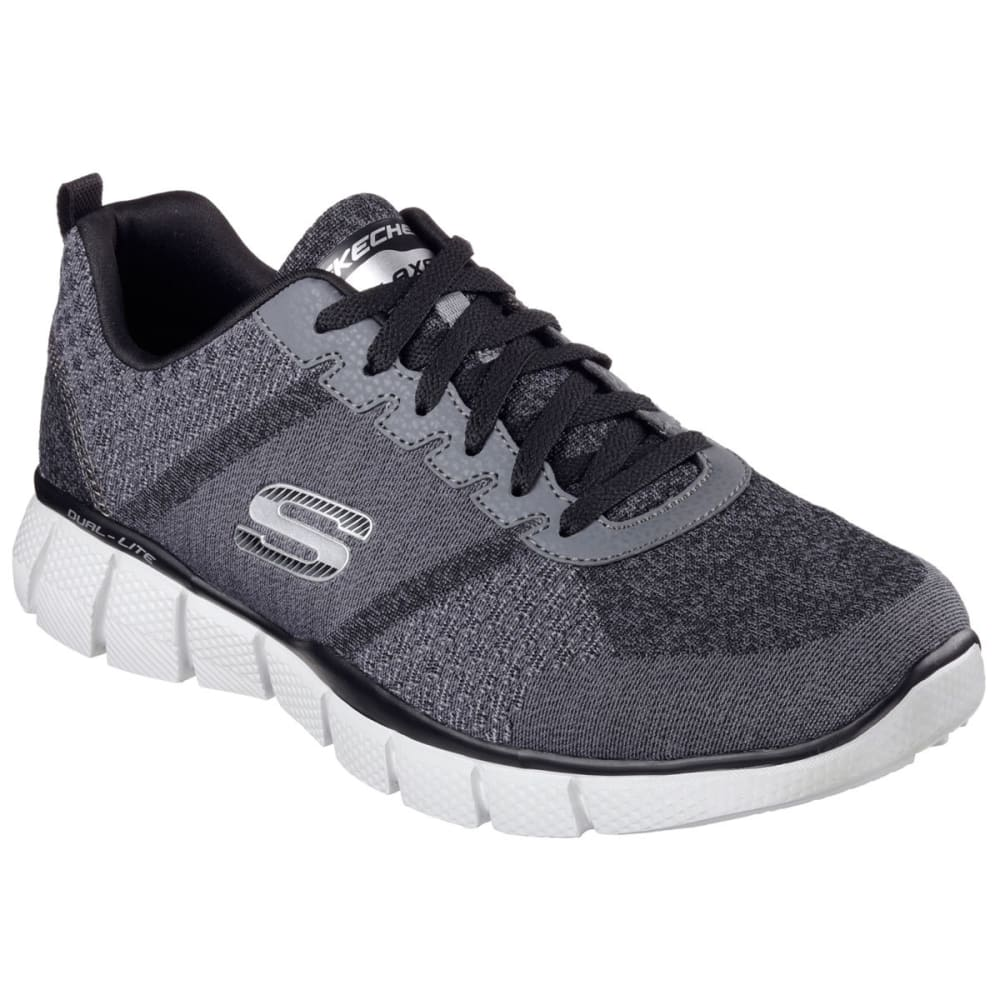 SKECHERS Men's Equalizer 2.0 - True Balance Training Shoes, Wide - BLACK