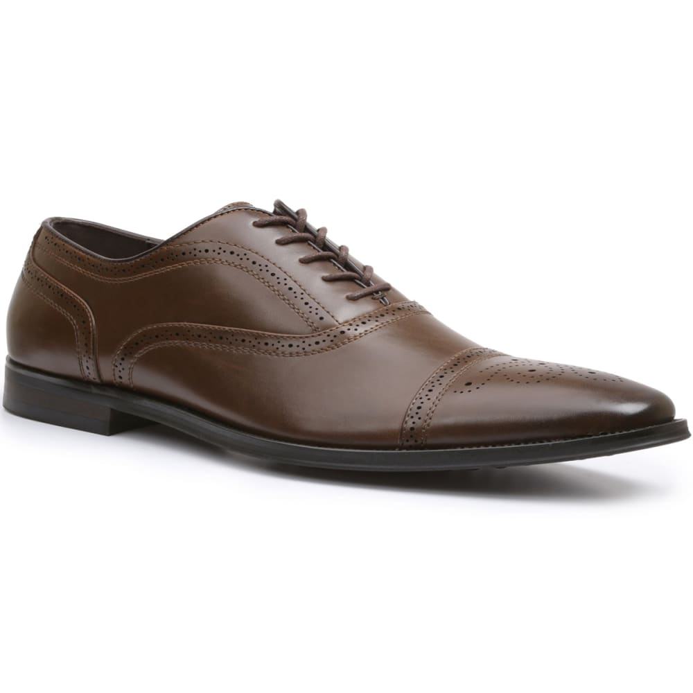 GIORGIO BRUTINI Men's Baylor Oxford Shoes - BROWN/TAN