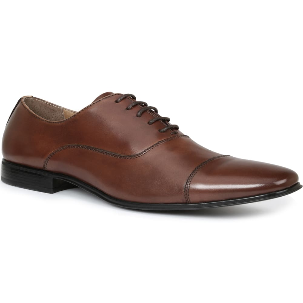 GIORGIO BRUTINI Men's Severin Oxford Shoes - TOBACCO TAN