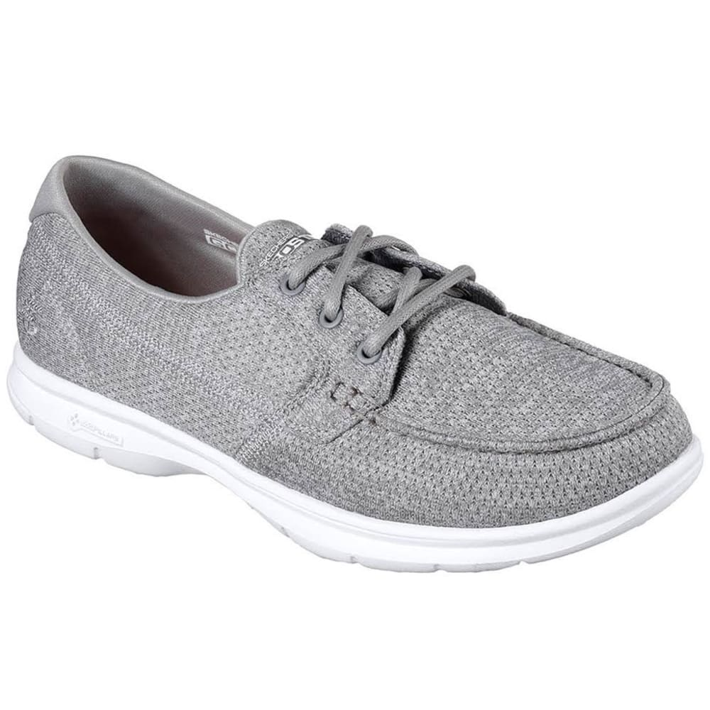 SKECHERS Women's GO STEP Excape Boat Shoes 6