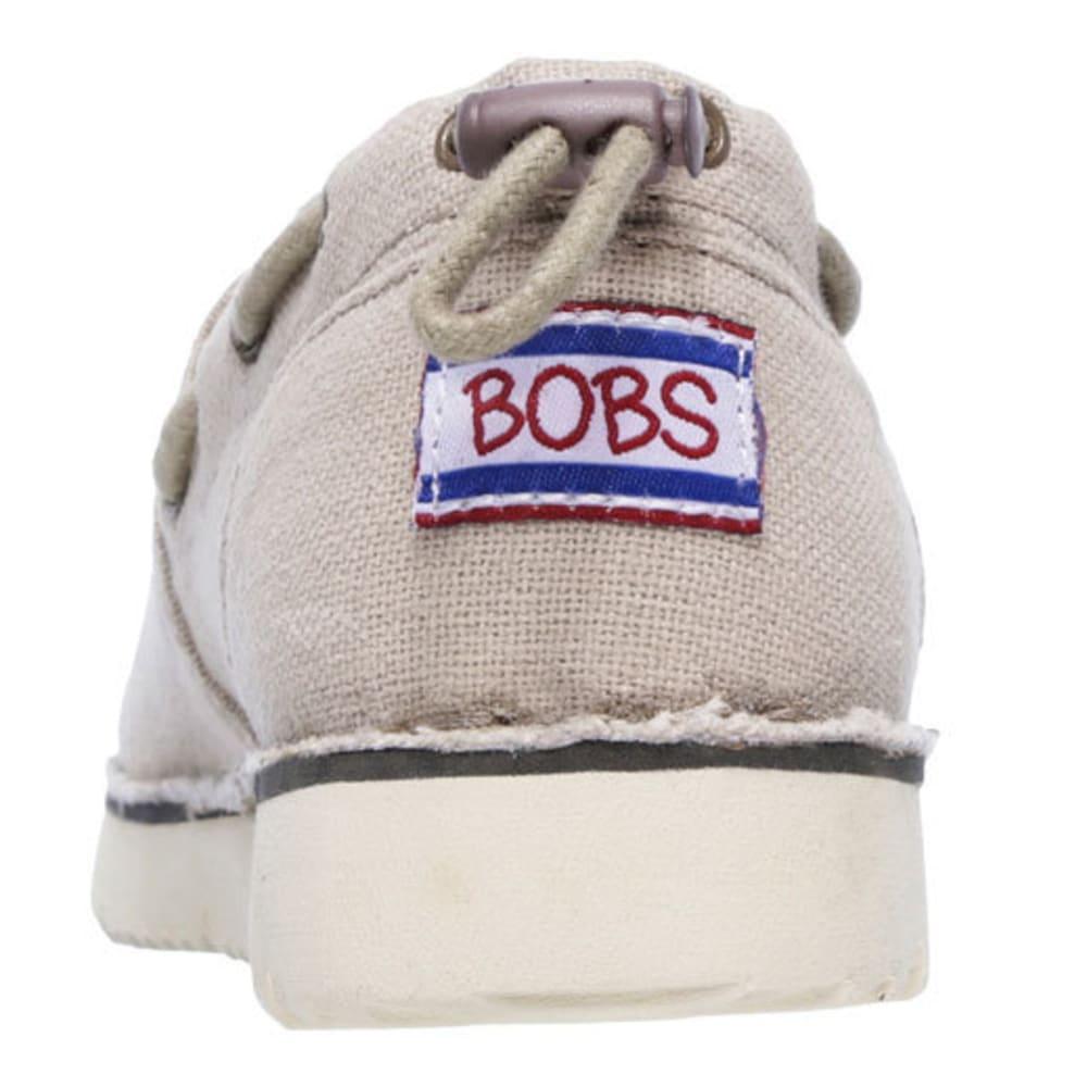 SKECHERS Women's Bobs Chill Flex - Hot 2 Trot Flats - NATURAL