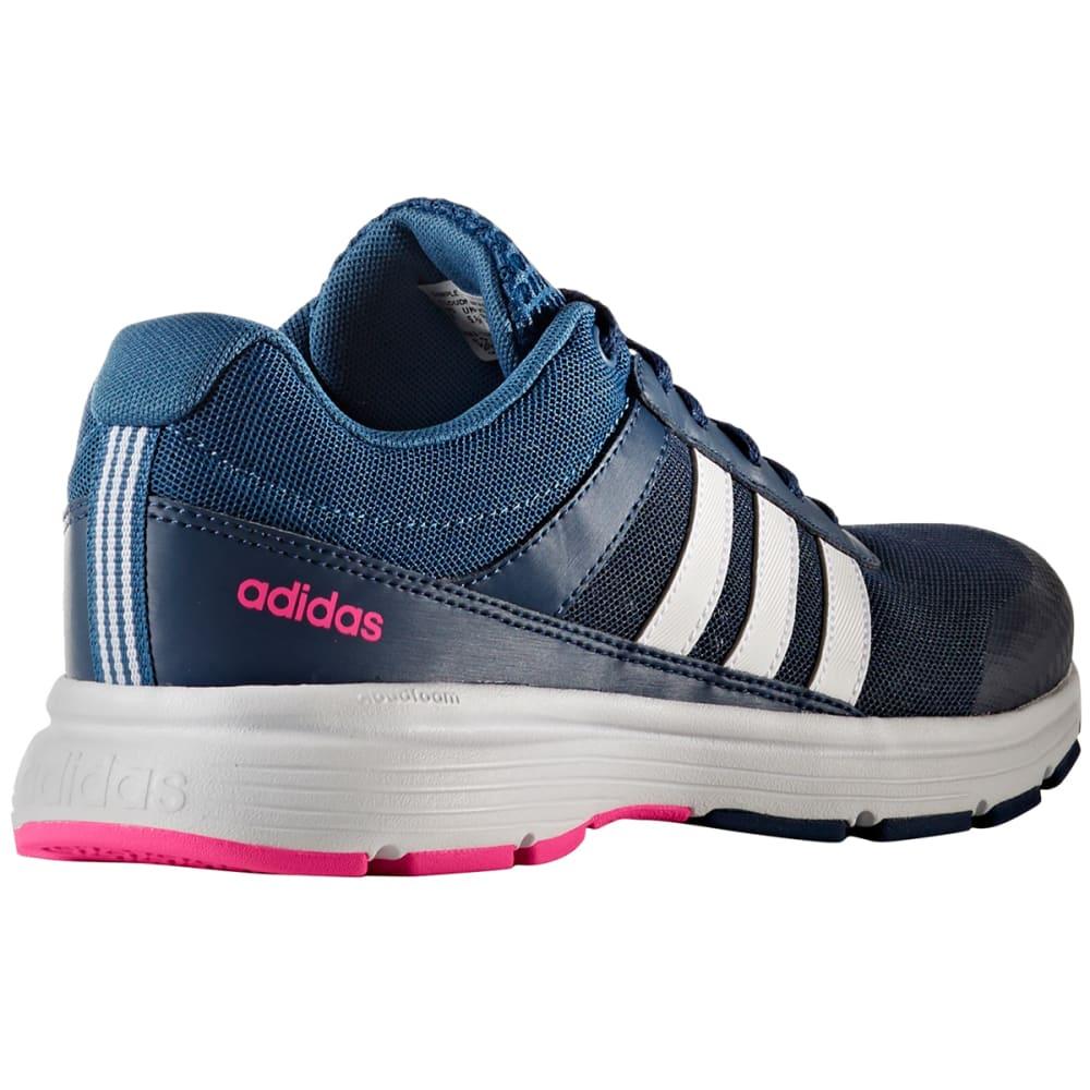ADIDAS Women's Neo Cloudfoam VS City Running Shoes - NAVY