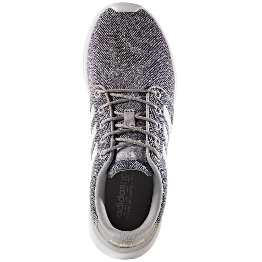 ADIDAS Women's Cloudfoam QT Racer Running Shoes - CLEAR ONIX-AW4313