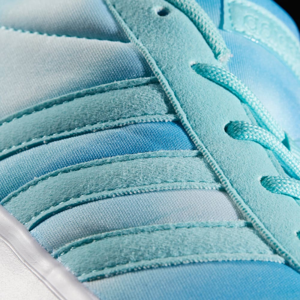 ADIDAS Women's Lite Racer Clear Running Shoes - TURQUOISE