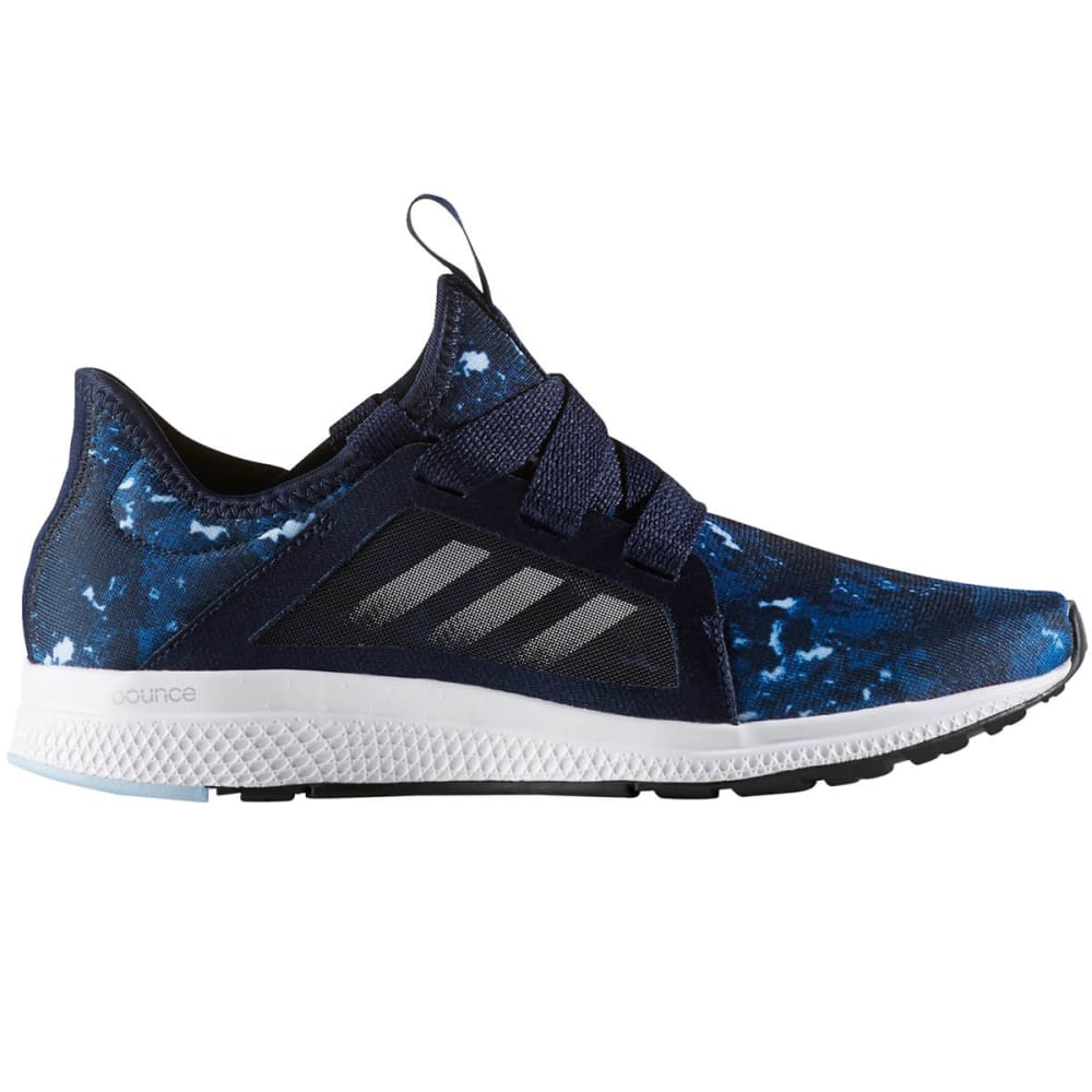 Adidas Women's Edge Lux Running Shoes - Blue, 6