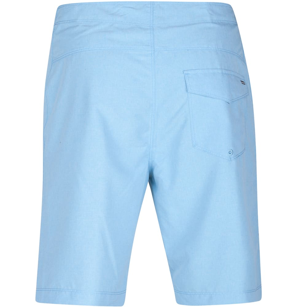 HURLEY Men's One and Only Heather Boardshorts - 4ML-VIVID SKY455