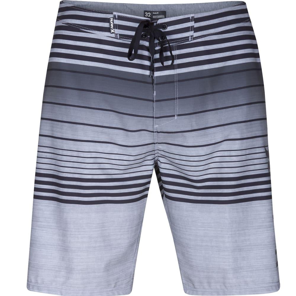 HURLEY Men's Phantom Peters Board Shorts - 00A-BLACK010