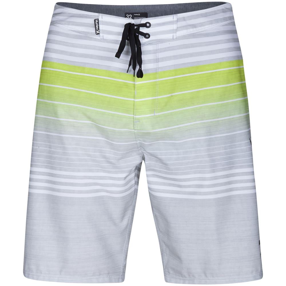 HURLEY Men's Phantom Peters Board Shorts - 71R-VOLT739