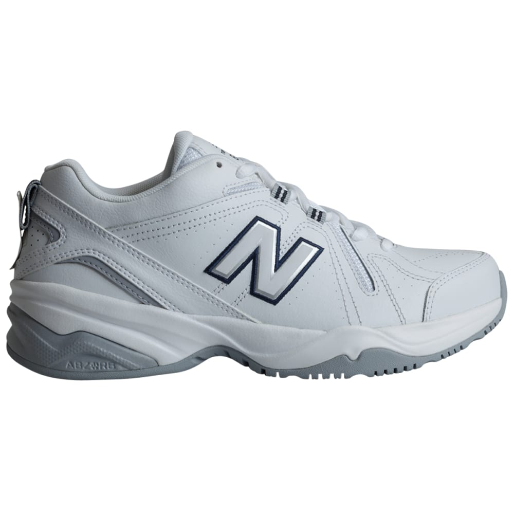 NEW BALANCE Women's 608v4 Cross-Training Shoes, Wide - WHITE