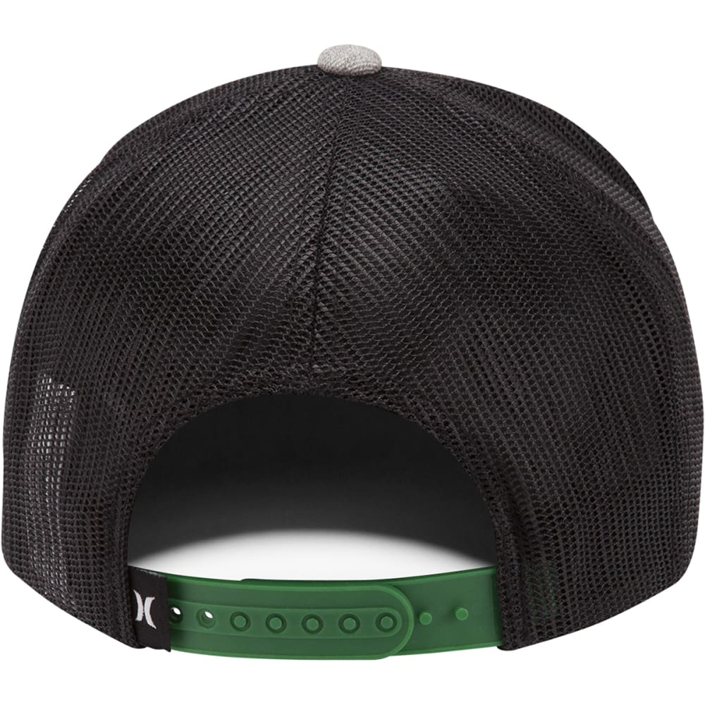 HURLEY Guys' Fight This Trucker Hat - 00A-BLACK010