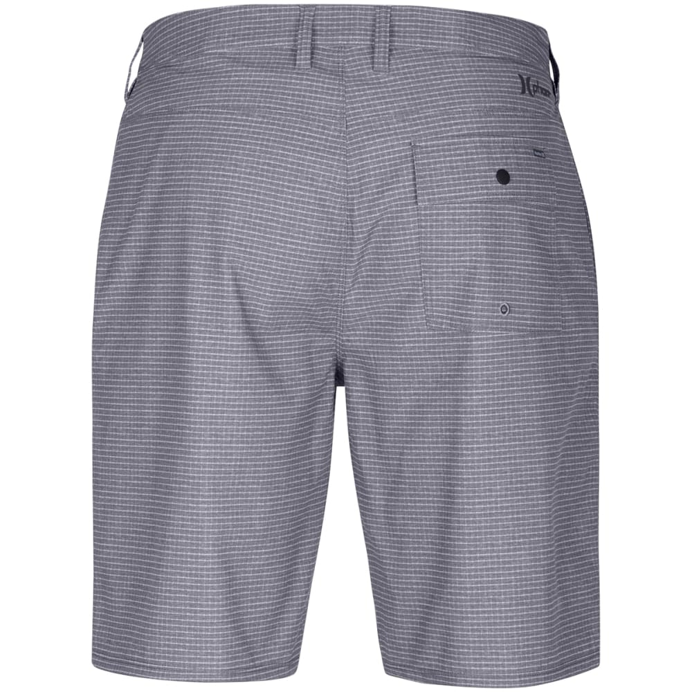 HURLEY Guys' Phantom Liberty Shorts - 06B-COOL GREY