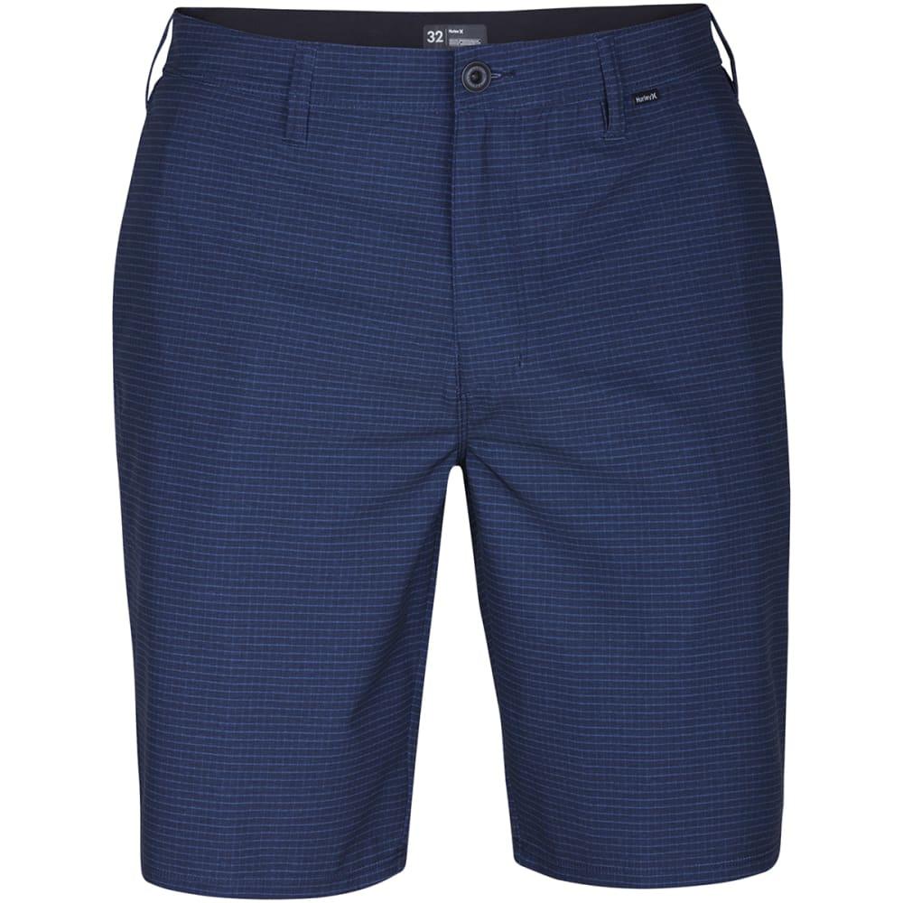 HURLEY Guys' Phantom Liberty Shorts - 45B-OBSIDIAN419