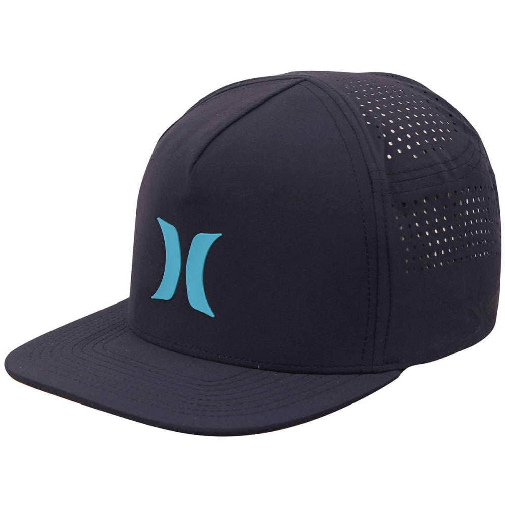 HURLEY Guys' Phantom Flyer Hat - 45B OBSIDIAN