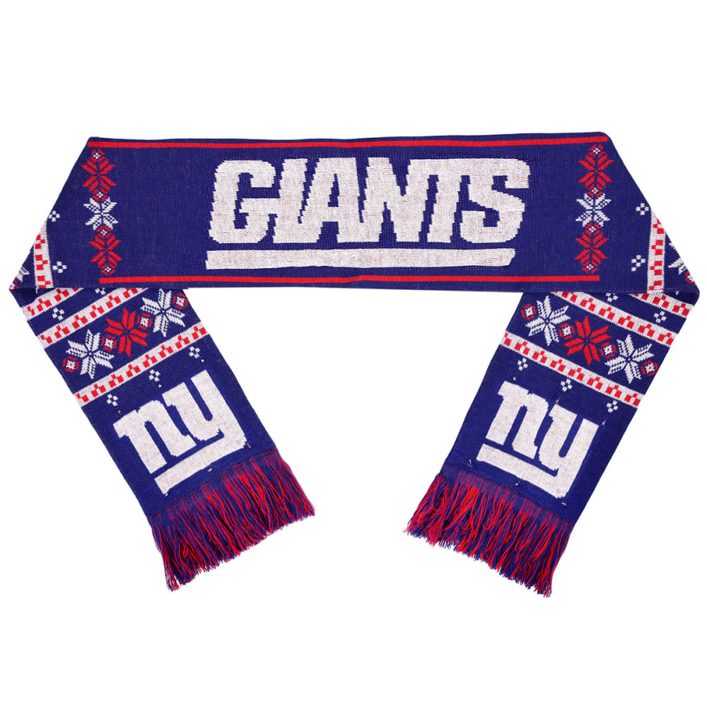 NEW YORK GIANTS Light Up Scarf - GIANTS