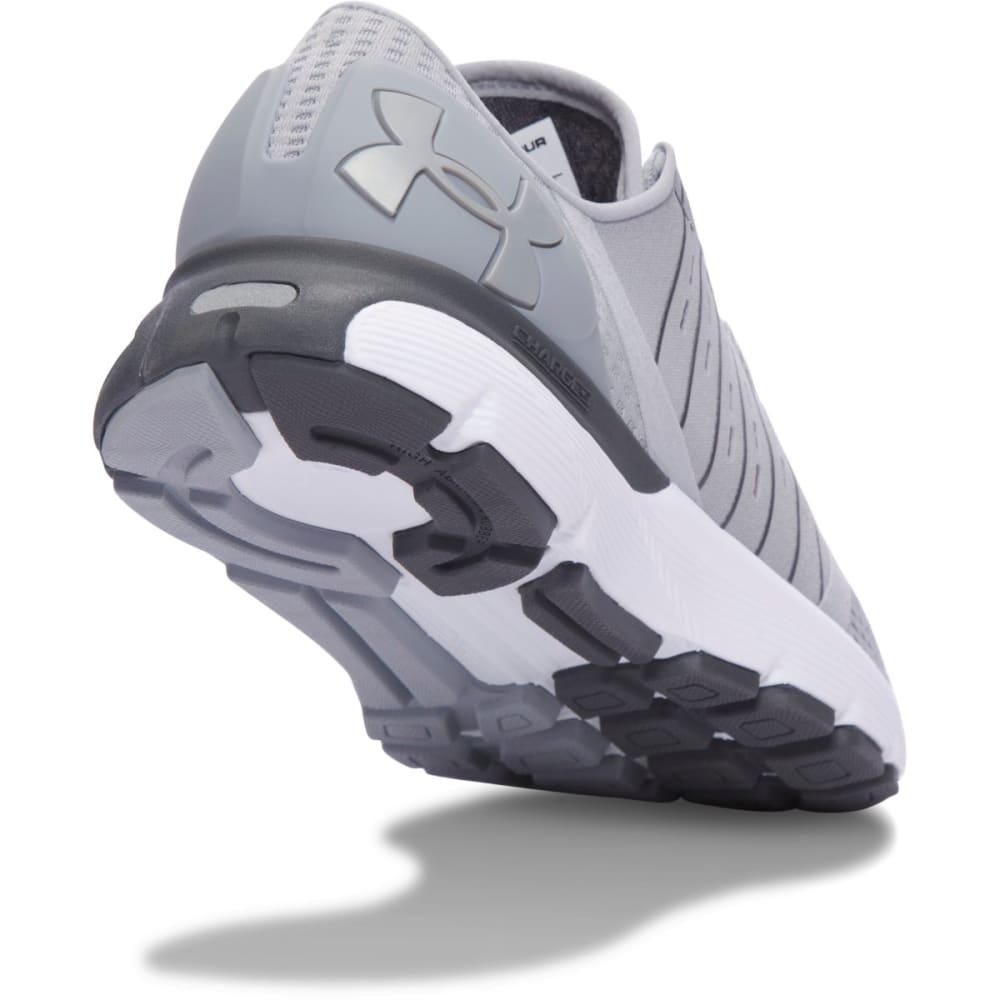UNDER ARMOUR Women's UA SpeedForm® Europa Running Shoes, Overcast Grey - OVERCAST GRAY