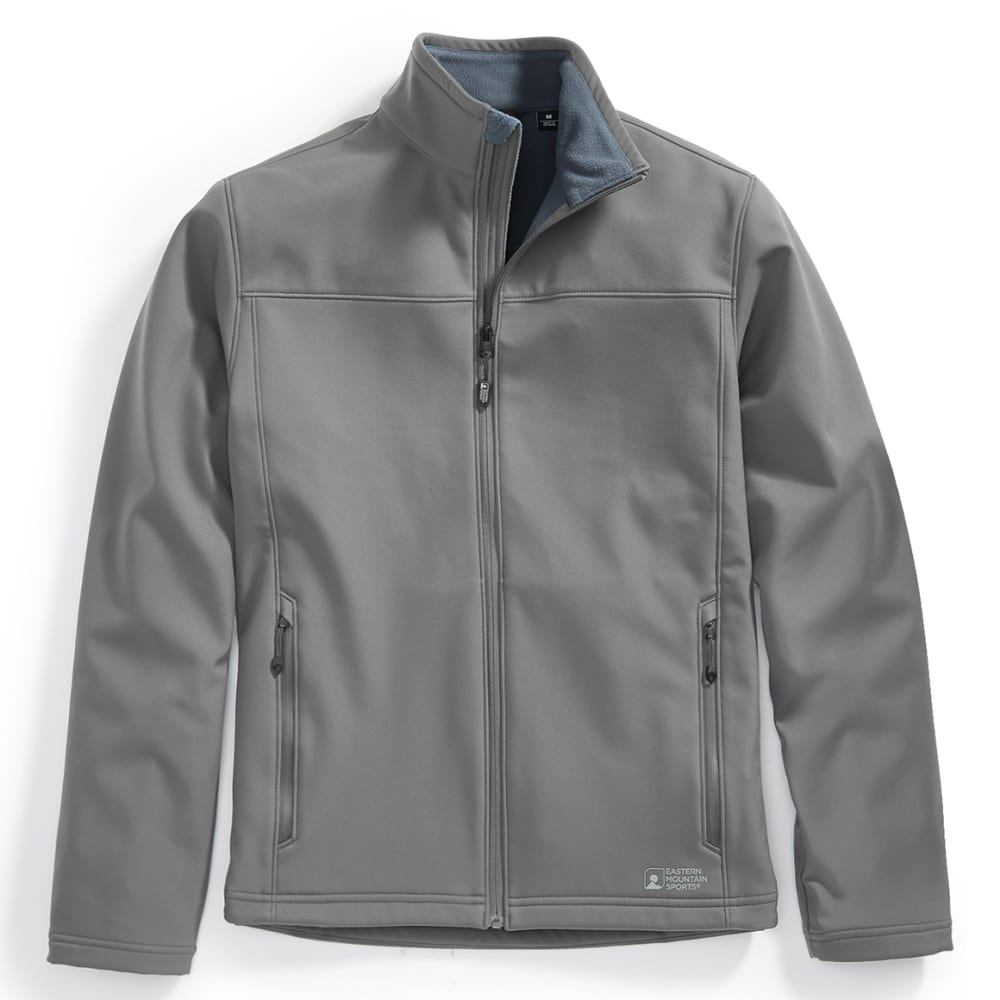 EMS® Men's Rampart Soft Shell Jacket - PEWTER