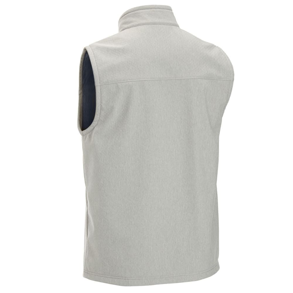 EMS Men's Rampart Soft-Shell Vest - GREY HEATHER