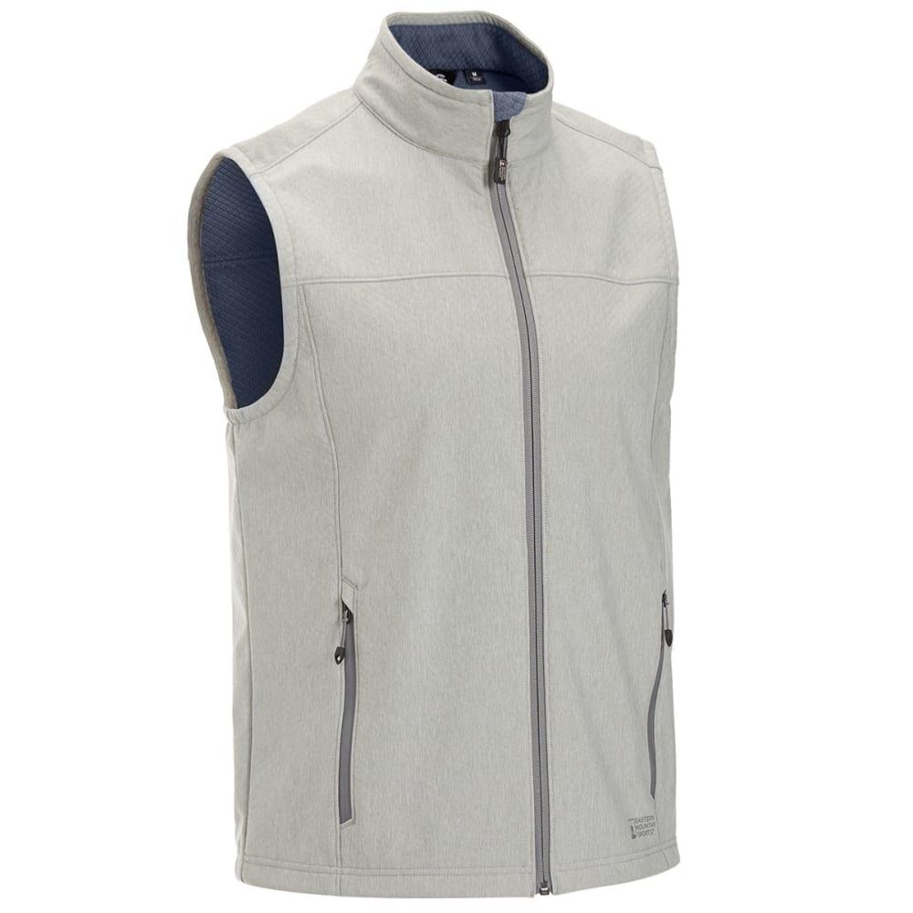 EMS Men's Rampart Soft-Shell Vest - GREY HEATHER