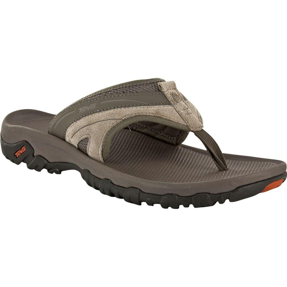 TEVA Men's Pajaro Sandals, Dune 8