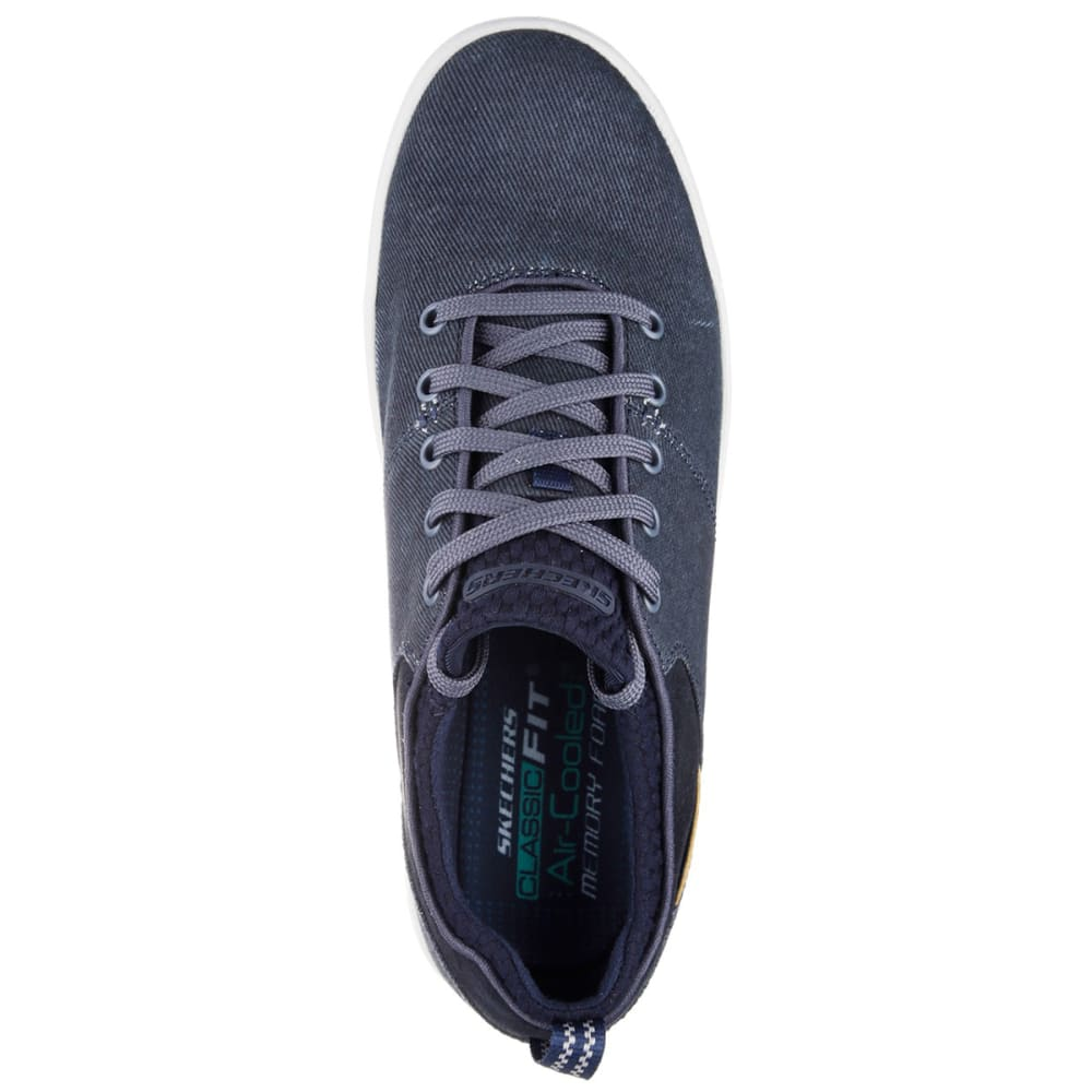 SKECHERS Men's Alven  Ravago Sneakers - NAVY
