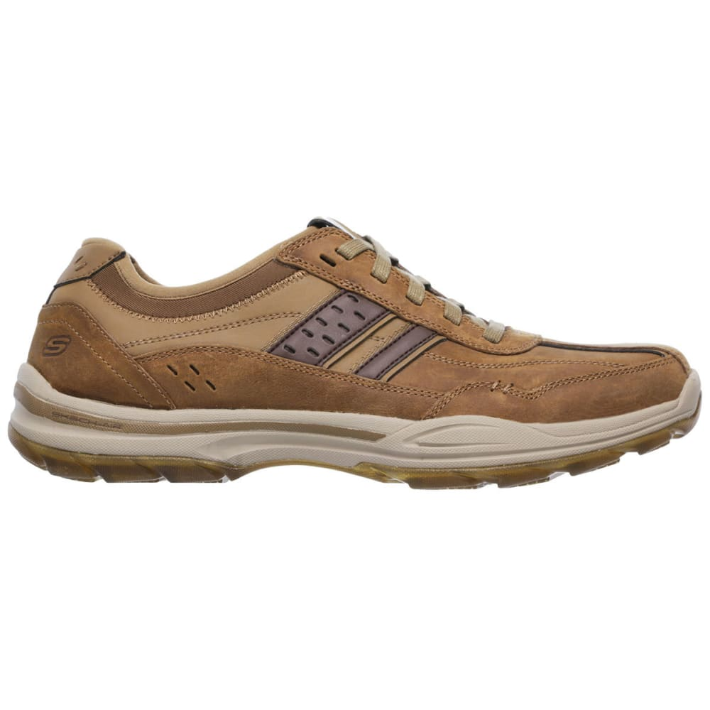 SKECHERS Men's Meron Modern Fusion Shoes - BROWN