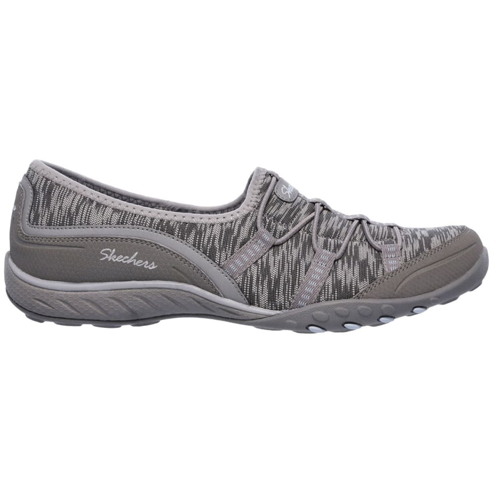 "SKECHERS Women's Relaxed Fit: Breathe Easy """" Golden Walking Shoes - GOLDEN GRY"