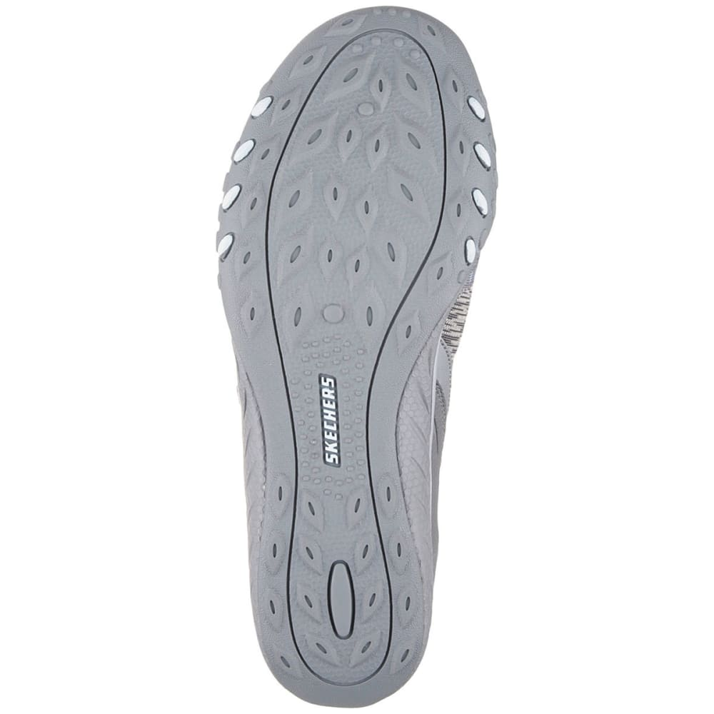 SKECHERS Women's Relaxed Fit: Breathe Easy – Golden Walking Shoes - GOLDEN GRY